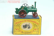 Yesteryear 1925 Allchin Traction Engine. Issue 2 Y1-1. Graded Ln- [9791]