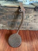 Antique Gas Or Brake Pedal. Car Truck Tractor