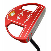New Ray Cook Gyro Limited Edition Red Putter 35