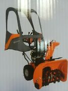 New In Box Husqvarna Deluxe Snow Thrower Cab 531308201