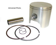 Wiseco 595m05500 Dirt Bike Piston 1.0 Mm With Rings Wrist Pins And Circlips