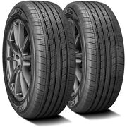 2 Tires Goodyear Assurance Finesse 235/55r18 100h A/s All Season