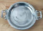 Archibald Knox For Liberty's Of London Tudric Pewter Cake Stand Dish No 01818