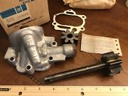 Nos Gm 1975 Olds V6 1976-1977 Chevy 231 1975-1980 Buick 231 Oil Pump 1251231