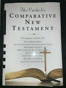 The Catholic Comparative New Testament Hard Cover W/ Dust Jacket