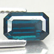 1.60ct Untreated Natural Blue To Red Color Change Blue Garnet From Tanzania