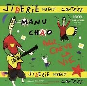 Manu Chao Siberie Mand039etait Contandeacuteeenew And Sealed Vinyl