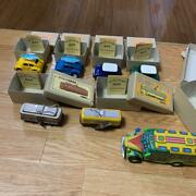 Tin Toys Color Vehicle That Is