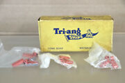 Triang Minic Ships M844 Harbor Lock Gate Pairs Boxed Nz