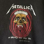 The Brockum Group Metallica Long T-shirt 90's Made In Usa Size L [used] B02067
