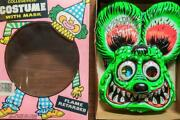 Rat Fink Ed Roth Autographed Collegeville Costume With Mask From Japan B01926