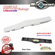 For Toyota Prius 04-09 Rear Exterior Tailgate Liftgate Handle Garnish 040 White