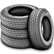 4 Tires Gladiator Qr25-ts St 205/75r15 Load D 8 Ply Dc Trailer