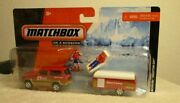 Matchbox Hitch And039n Haul Vacation Day Jeep Cherokee And Popup Tent Camper