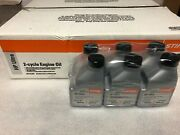 48 Pc Stihl Hp Ultra Synthetic 501 Oil Mix Each 5.2oz- 2 Gallon. 2-cycle Engine