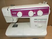 Brother - Mechanical Sewing Machine Xl 5130 Standard Foot Petal Multiple Stitch.