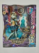 2012 Monster High 13 Wishes Haunt The Casbah Frankie Stein Doll