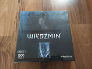The Witcher Puzzle Jigsaw Yennefer Collectorand039s Edition New Factory - Rare