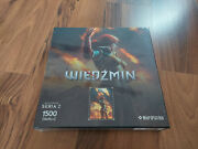 The Witcher Puzzle Jigsaw Triss Collectorand039s Edition New Factory - Ultra Rare