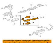 Toyota Oem 16-18 Tacoma 2.7l-l4 Exhaust System-front Pipe 174100c200