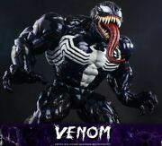 Artist Mix Marvel Comic 80th Anniversary Instinctoy Venom Figure Real Figuarts