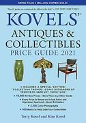 Kovels' Antiques And Collectibles Price Guide 2021 By Kovel, Kovel New