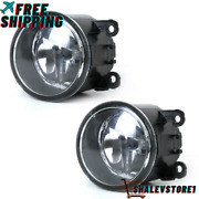 Side Fog Light Lamp Automobile Car Driving Bulb Assembly Parts Accessories New