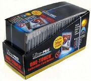 25x Ultra Pro 35pt Uv One Touch Magnetic Holder Box Of 25 New