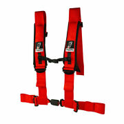 Dragonfire Racing 4-point Safety Harness With Automotive Buckle 3 Driver Side