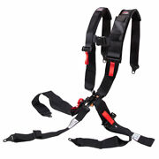 Tusk 5 Point Sfi Approved Racing Harness Passenger Side