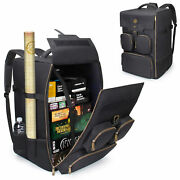 Enhance Board Game Backpack - Fits Board Games Of All Sizes