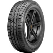 One New Continental Contipremiumcontact 2 205/55r17 91v Oe Performance Tire