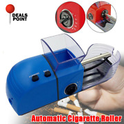 Electric Easy Manual Cigarette Tobacco Maker Rolling Machine Automatic Injector