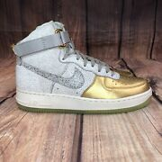 Nike Air Force 1 Year Of The Horse Women Size 8.5 Athletic Basketball Shoes New