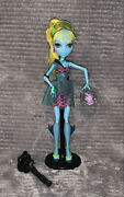 Monster High Lagoona Blue 13 Wishes Doll
