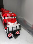 Mth 20-2158-1 G.m.ando. Gp38-2 Diesel W/protosounds Ln
