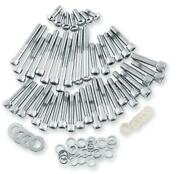 Gardner-westcott P-10-11-01 Cam And Primary Cover Hardware Set - Polished - Chr