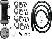 Jagg 750-1700 Deluxe Diamond Cut Oil Cooler System