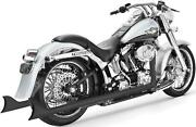 Freedom Performance Hd00322 Sharktail Signature True Dual Exhaust System - 32in