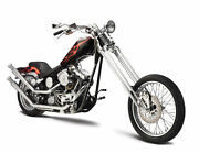 Paughco 726b2 Upsweep Fishtail Drag Pipes Headpipes Only