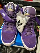 Size 9 - Adidas Forum Mid Rs Def Jam Ghostface Ds G06077 Wu-tang 2009 Rare