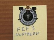 Fef-3 Northern Boiler Front P-485-005 And Lights And Bell Ho Scale Ahm/rivarossi New