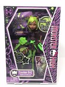 Monster High Doll Clawdeen Wolf Dawn Of The Dance 1st Wave