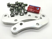Lexus Gsf Rcf Rear Brembo Caliper Mounting Bracket Kit For Is350 Gs350 Rc350