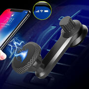 360° Magnetic Car Mount Holder Cradle Air Vent Stand Accessories For Cell Phone