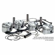 Wiseco K1075 Compression Ratio 4-stroke Motorcycle Top End Piston Kit 72.0mm