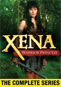 Xena Warrior Princess The Complete Series Dvd,2016 Mcad61177373d