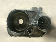 1974 Harley Davidson Aermacchi Sprint 350ss Right Engine Cover Polished Nice