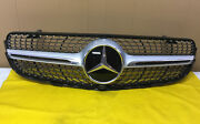 2016-2017-2018 Mercedes-benz Glc Class Coupe Front Grill