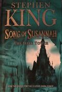 Song Of Susannah 2004 Stephen King Hardcover Illustrated Very Rare Free Postage